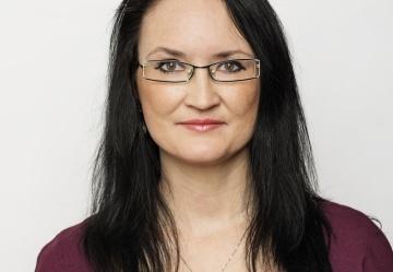 Poslankyně SDP Ivana Nevludová (na snímku z 20. listopadu 2017).