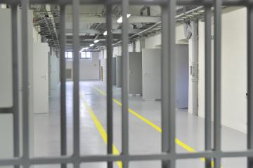 Věznice Plzeň Bory představila 18. března 2019 nové prostory pro zaměstnávání odsouzených.