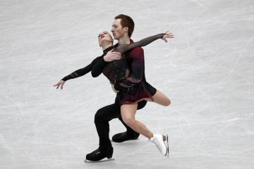 Ruská sportovní dvojice Jevgenija Tarasovová, Vladimir Morozov