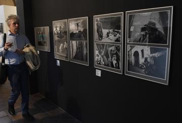 Na Staroměstské radnici v Praze byla 9. dubna 2019 slavnostně zahájena výstava 23. ročníku soutěže Praha fotografická.