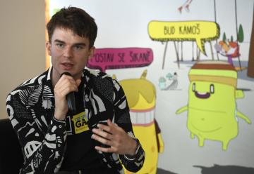 Youtuber Karel Kovář známý jako Kovy vystoupil 17. dubna 2019 v Praze na tiskové koferenci dětského televizního kanálu Cartoon Network a Linky bezpečí k uvedení globální kampaně proti šikaně CN Buddy v ČR.