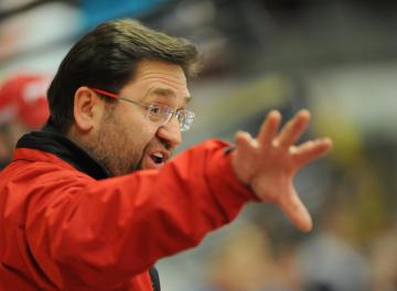 Hokejový trenér Petr Fiala (na archivním snímku).