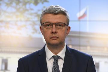 Místopředseda vládní Rady pro výzkum, vývoj a inovace (RVVI) Karel Havlíček.