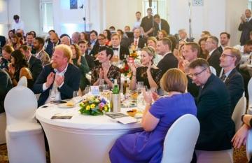 Galavečer předávání Cen SDGs 2018, Černínský palác Ministerstva zahraničních věcí, 12. června 2018