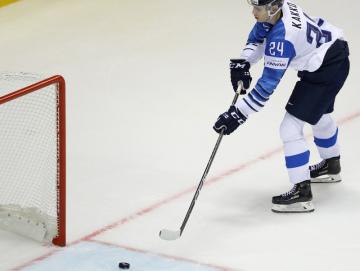 03fe7243c1b46 Mistrovství světa v hokeji na Slovensku, skupina A (Košice), utkání  Slovensko - Kakko ...