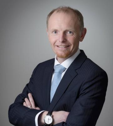 Thomas Strasser, ředitel společnosti General Dynamics European Land Systems (GDELS).