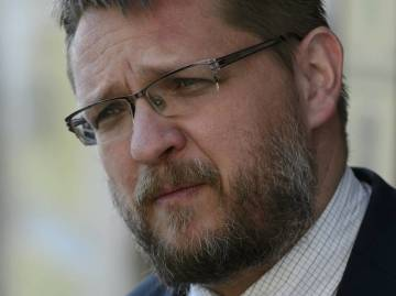 Michal Semín (na archivním snímku).
