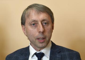Ředitel Společnosti Podané ruce a bývalý Národní protidrogový koordinátor Jindřich Vobořil.