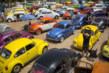Vozy Volkswagen Brouk.
