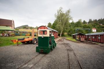 Druhým dnem pokračovalo 21. července 2019 prázdninové poježdění na Rajnochovické lesní železnici. Akce nabídla svezení vláčkem taženým lokomotivami BND30 a BN30U, komentované prohlídky o historii lesní železnice a chystaném prodloužení trati, malování na obličej, fotokoutek i občerstvení.