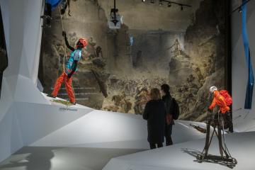 Nová expozice horolezectví se otevřela veřejnosti 7. září 2019 v nově vybudované přístavbě Muzea Českého ráje v Turnově na Semilsku. Stavěla se s evropskou dotací, přišla na zhruba 40 milionů korun.