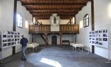 Ve Valašském Meziříčí na Vsetínsku otevřeli 26. září 2019 restaurovaný Kostel sv. Trojice.