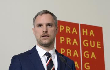 Primátor Zdeněk Hřib (na snímku z 10. října 2019).