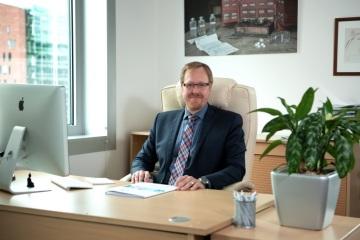 Výkonný ředitel AIFP Jakub Dvořáček