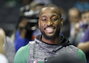 Basketbalista Boston Celtics Kemba Walker