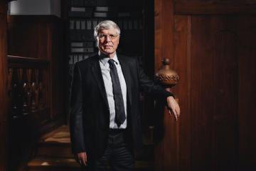 Zakladatel a řídící partner společnosti Genesis Capital Jan Tauber.