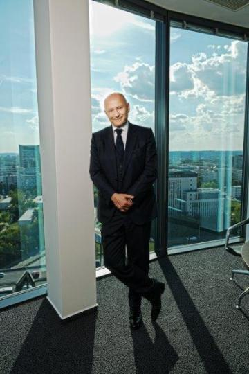 Radim Passer, zakladatel a CEO společnosti PASSERINVEST GROUP