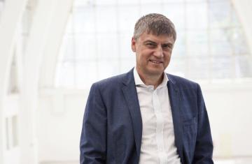 Martin Cígler, spoluvlastník a předseda představenstva holdingu Solitea