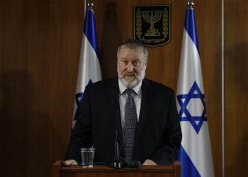 Izraelský generální prokurátor Avichaj Mandelblit.
