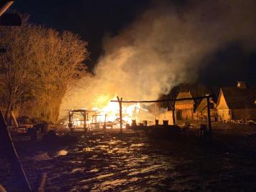 V pražských Řeporyjích 10. prosince 2019 hořel středověký skanzen. Oheň zachvátil tři dřevěné stavby, škodu hasiči předběžně odhadli na tři miliony korun. K požáru byli hasiči přivoláni krátce před 2:00. Pod kontrolu ho dostali podle mluvčího za půl hodinu, ale do zhruba 4:00 oheň dohašovali.