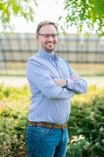 Programový ředitel Svazu moderní energetiky Martin Sedlák