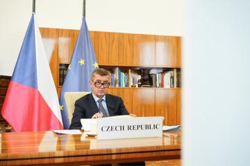 Premiér Andrej Babiš se 19. června 2020 zúčastnil videokonference prezidentů a premiérů zemí Evropské unie. Evropští lídři debatovali o příštím sedmiletém rozpočtu EU a fondu obnovy, který má pomoci zemím, jejichž ekonomiky se propadly kvůli koronavirovým omezením.
