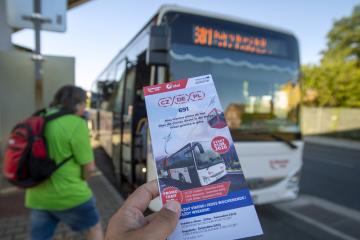 Z Hrádku nad Nisou na Liberecku vyjela poprvé 1. srpna 2020 nová mezinárodní turistická linka, která propojí Česko s Německem a Polskem.
