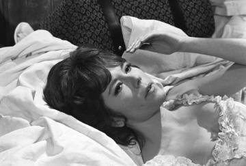 Britská herečka Diana Riggová na snímku z 1. února 1968.