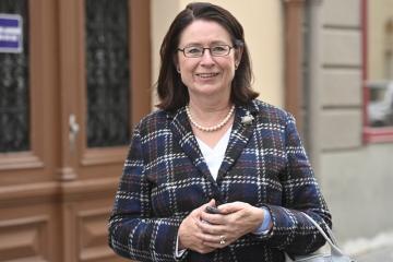 Senátorka ODS Miroslava Němcová (na snímku z 3. října 2020).