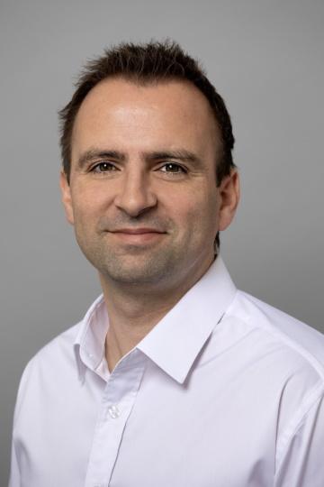 Ředitel Mezinárodního strojírenského veletrhu v Brně Michalis Busios