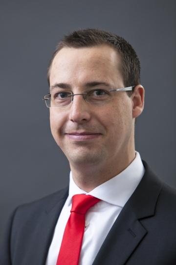 Adam Jareš, ředitel CzechTrade Německo a šéf Regionálního centra pro střední Evropu a Pobaltí.
