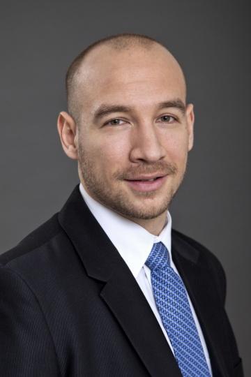 Marek Atanasčev, ředitel zahraniční kanceláře CzechTrade Itálie v Miláně.