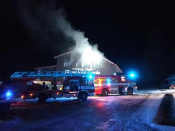 Hasiči 24. listopadu 2020 skoro sedm hodin likvidovali požár horského penzionu Jilemnická Bouda na Horních Mísečkách v Krkonoších. Příčina požáru i výše škod se budou teprve zjišťovat. Poškozená je střecha i druhé patro budovy.