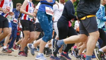Sport, běh – ilustrační foto