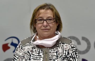 Ředitelka moravskoslezské krajské hygienické stanice Pavla Svrčinová (na snímku z 23. července 2020).