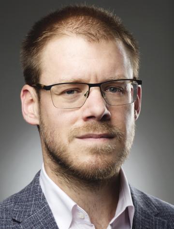 Ladislav Krištoufek, proděkan FSV UK pro studijní záležitosti