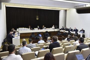 Slovenský nejvyšší soud začal 15. června 2021 v Bratislavě projednávat odvolání ohledně tří obžalovaných v případu vraždy novináře Jána Kuciaka a jeho partnerky.