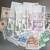 Česká měna dnes dál rychle posilovala k euru i dolaru