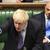 Britský premiér Boris Johnson na schůzi parlamentu 22. října 2019.