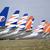 Na pražském letišti je zatím odstaveno kolem 60 letadel