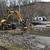 Havárie u kamenolomu zatopila trať, Bystrcká ulice zůstala zavřená