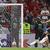 Hrdina Goretzka oslavil postupový gól srdcem, Löw i v napínavém závěru věřil