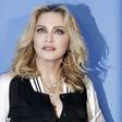 Zpěvačka Madonna.