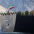 Íránský ropný tanker Adrian Darya 1 (dříve Grace 1) u Gibraltaru na snímku z 18. srpna 2019.